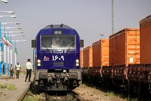35 واگن خارجی جهت صادرات کالا به آسیای مرکزی تامین شد