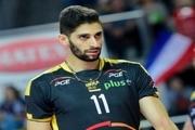 عبادی پور نیز به اردوی تیم ملی والیبال پیوست