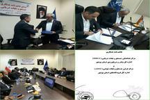 بنادر و فرودگاه بوشهر تفاهم نامه همکاری امضا کردند