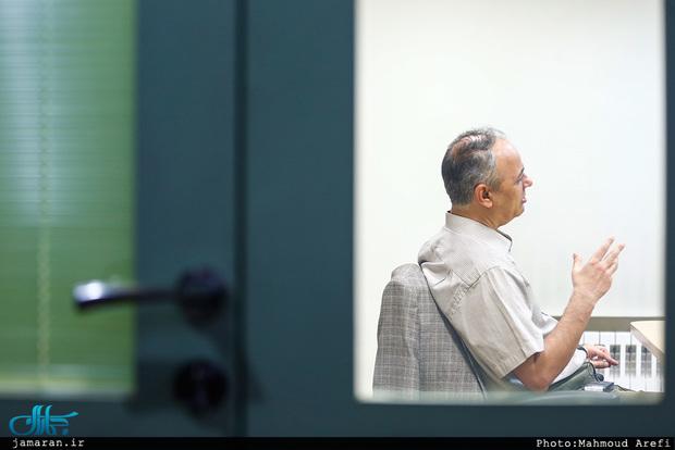 یادداشت احمد زیدآبادی در خصوص سهم ایران از دریای خزر