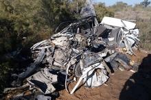 تصادف در جاده اهواز - خرمشهر پنج کشته بر جا گذاشت