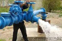 سه طرح آبرسانی روستایی در خمین آماده بهره برداری است