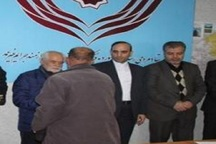 18 زندانی مالی از زندان های اردبیل آزاد شدند