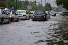 هشدار هواشناسی نسبت به سیلابی شدن رودخانه ها در قزوین