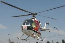 مصدومان سقوط بالگرد در ارومیه مشکل حاد جسمی ندارند