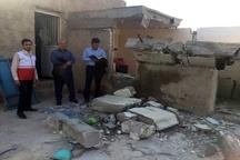 انفجار سیلندر گاز خانگی در روستای سرطوف بهمئی