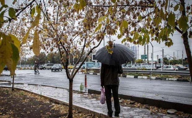 سامانه بارشی زنجان را فرا میگیرد