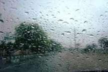 کاهش 52 درصدی بارش های استان زنجان در مقایسه با میانگین بلندمدت