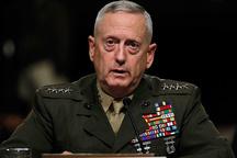 وزیر دفاع آمریکا مخالف مواضع تهاجمی علیه ایران است