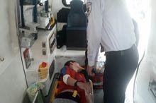 کودک ۸ ساله در رفسنجان بر اثر تصادف جان باخت