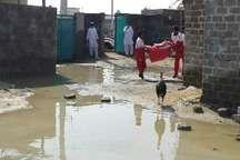 130خانه روستایی در سیستان و بلوچستان دچارآبگرفتگی شدند
