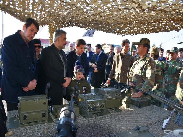 ایران جزیره امن و ثبات در منطقه است