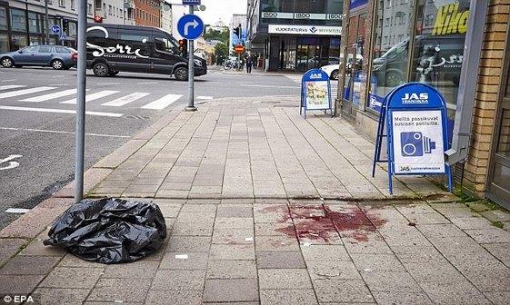وحشت در فنلاند+ تصاویر