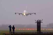 برخورد پرنده ، هواپیمای ساری - مشهد را به زمین بازگرداند