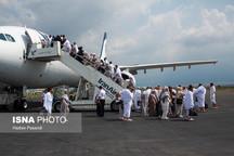 حجاج آذربایجان شرقی در قالب 14 پرواز به تبریز باز میگردند