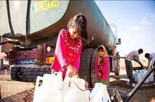 بحران آب جمعیت7 هزارنفری روستاهای چابهار را تهدید میکند  بهرهبرداری از آب دریا برای مقابله با بحران