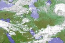 بیشترین بارش ها مربوط به غرب و جنوب غرب استان است