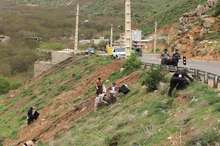 پاکسازی روستای گردشگری شمشیر با هدف نهادینه شدن فرهنگ محیط زیست