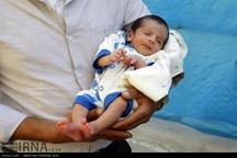 تولد 10 نوزاد در سیلاب گلستان