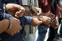 دستگیری  قاچاقچیان مواد مخدر در البرز