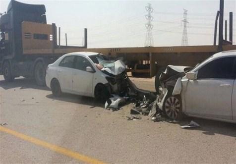 دروازهبان عربستانی در حادثه رانندگی کشته شد