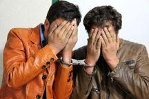 سه سارق حرفه ای در اهواز و شادگان دستگیر شدند