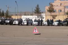 رزمایش طرح زمستانه پلیس راه استان سمنان آغاز شد