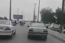 تیراندازی مقابل دادگاه انقلاب اهواز
