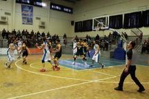 تیم خوزستان به مرحله نیمه نهایی صعود کرد