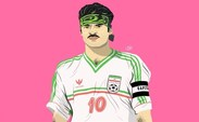 علی دایی در میان 50 اسطوره تاریخ فوتبال دنیا