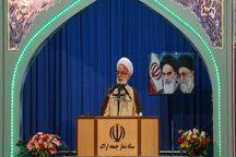 نهضت عاشورا آرمان ملت ایران است
