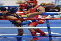 درخشش رزمی کاران گیلانی در مسابقات موی تای قهرمانی کشور