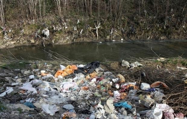 زباله، تنها سوغات انسان برای طبیعت