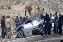 افزایش آمار تصادف خودروهای سواری در استان مرکزی