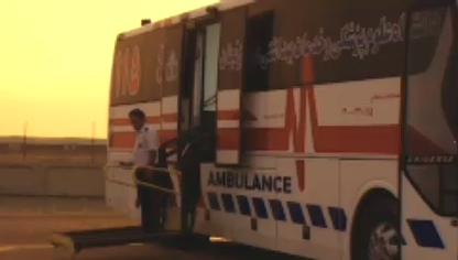 تردد زائران اربعین در مرز مهران بدون مشکل