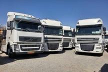 تکذیب شایعه اعتصاب کامیون داران در خوزستان
