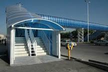 افزایش دو برابری پلهای عابر پیاده در سطح شهر اردبیل