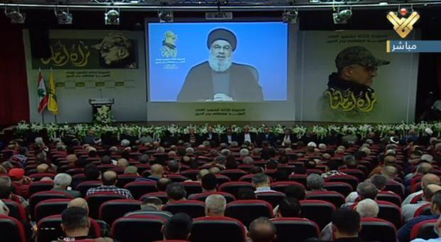 هشدار جدی سید حسن نصرالله به رژیم صهیونیستی