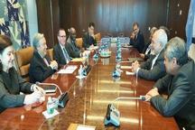 دیدار ظریف با دبیرکل سازمان ملل در ارتباط با برجام