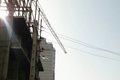 بخشی از خیابان شهید بهشتی کرج مسدود شد