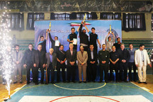 کردستان قهرمان رقابت های ورزش های زورخانه ای جوانان کشور شد