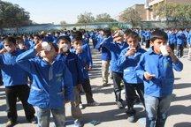 شیر رایگان در مدارس ایلام توزیع می شود
