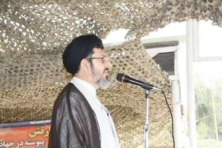 چهارم خرداد ، روز دزفول نماد ایستادگی و مقاومت ملت ایران در هشت سال دفاع مقدس است