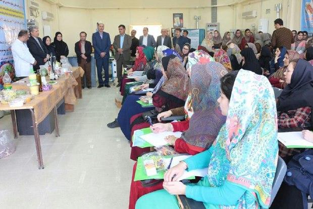 جشنواره طبخ آبزیان در بندرترکمن برگزار شد