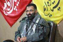 مدافعان حرم مدافعان حریم انقلاب اسلامی هستند