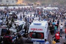 10 منطقه خطرناک دنیا در سال 2017/ ترکیه رتبه دوم