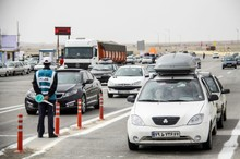 بیش از یک میلیون و 794 هزار نفر وارد خراسان رضوی شدند