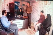 توضیح اداره کل بهزیستی خوزستان در خصوص انتشار کلیپ خانواده سه معلول سیلزده شهرستان حمیدیه