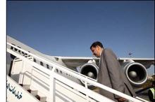 وزیر راه و شهرسازی رامسر را به مقصد تهران ترک کرد