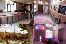 30 تقاضای ساخت اقامتگاه بوم گردی دراستان مرکزی ثبت شد